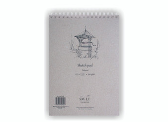SM-LT Art Paper Authentic Sketch Pad Natural A3