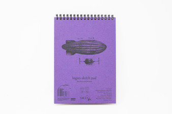 SM-LT Art Paper Authentic Sketch Pad Ingres A5