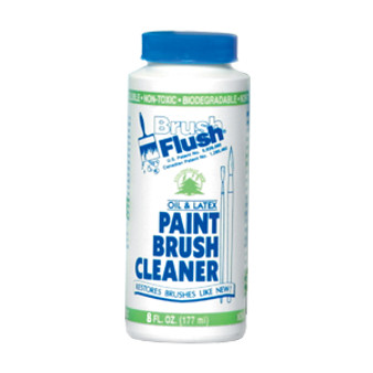 Brush Flush 8oz.