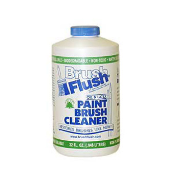 Brush Flush 32oz