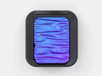 Finetec Pearlescent Watercolor Pan Flip-Flop Color Twilight