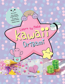 Learn to Make Kawaii Origami Book