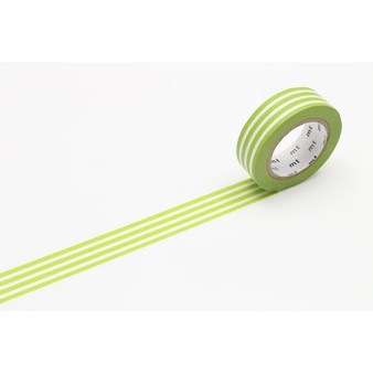 MT Washi Tape Border Kiwi