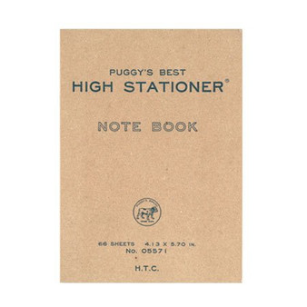 Puggy's Best Notebook Small Blue