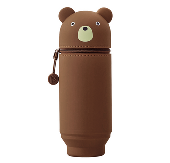Punilabo Silicone Pen Case Bear