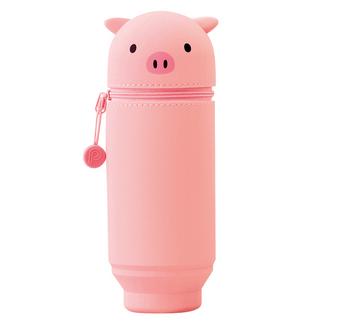 Punilabo Silicone Pen Case Pig