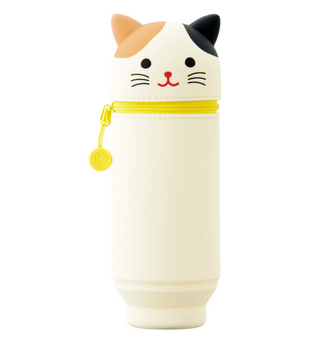 Punilabo Silicone Pen Case Calico Cat