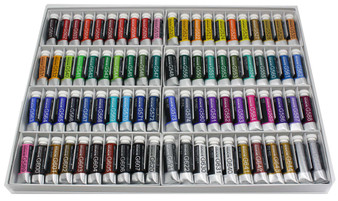 Holbein Designer Artist Gouache Set of 84 Colors