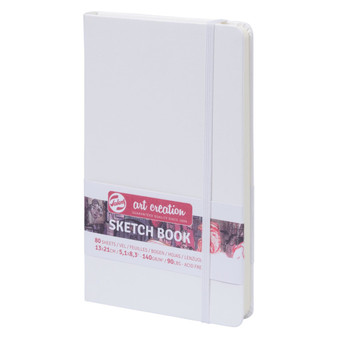 Talens Art Creation Sketchbook White A5