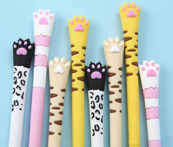 BC Mini Toy Pen Cat Paw Gel Pen
