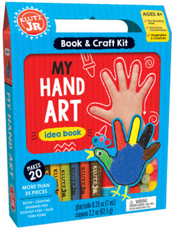 Klutz Jr. My Hand Art Kit