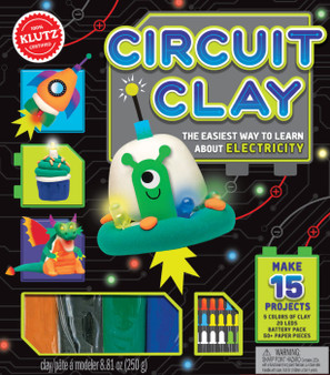 Klutz Activity Kit Circuit Clay
