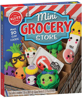 Klutz Activity Kit Mini Grocery Store