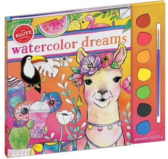 Klutz Activity Kit Watercolor Dreams