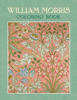 Pomegranate Coloring Book William Morris