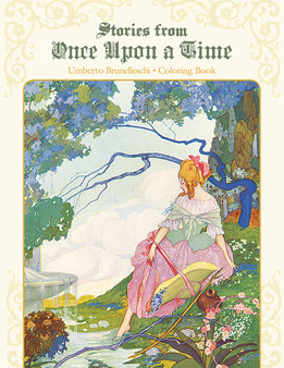 Stories from Once Upon a Time Coloring Book