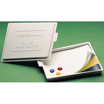 Masterson Sta-Wet Handy Palette & Refill Sheets