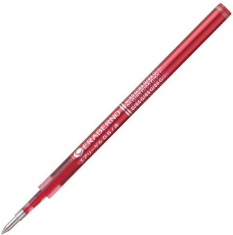 Kokuyo Me Gel Pen Refill .5mm Red