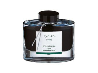 Pilot Iroshizuku Ink 50ml Bottle Syo-Ro Forest Green