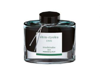 Pilot Iroshizuku Ink 50ml Bottle Shin-Ryoku Green