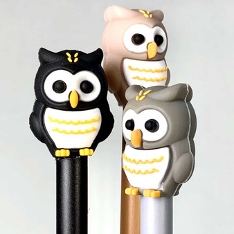 BC Mini Toy Gel Pen Owl