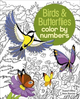 Birds and Butterflies Color by Numbers