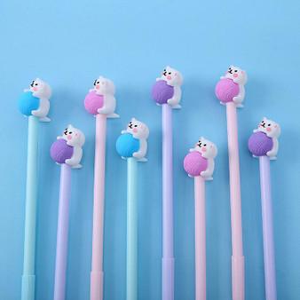 BCMini Toy Gel Pen Yarn Cat