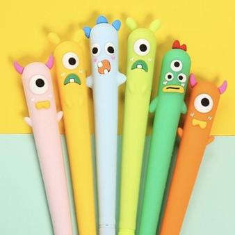 BCMini Toy Gel Pen Little Monsters