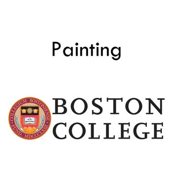 Painting at Boston College
