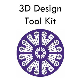 3D Design Tool Kit with Instructor Monica Rudquist