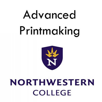 Advanced Printmaking with Instructor Rick Love