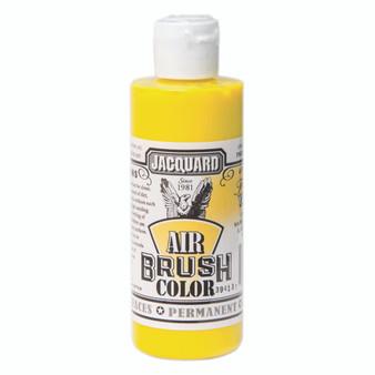 Jacquard Airbrush Color 4oz Transparent Yellow