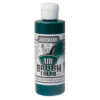 Jacquard Airbrush Color 4oz Transparent Green