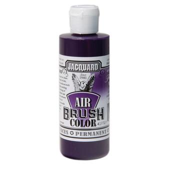 Jacquard Airbrush Color 4oz Transparent Violet