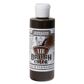 Jacquard Airbrush Color 4oz Transparent Brown