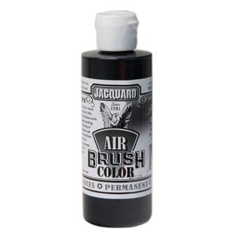 Jacquard Airbrush Color 4oz Transparent Black