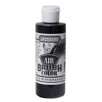 Jacquard Airbrush Color 4oz Opaque Black