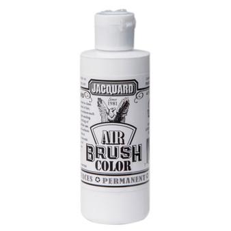 Jacquard Airbrush Color 4oz Opaque White