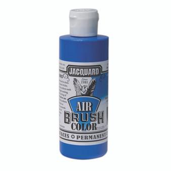 Jacquard Airbrush Color 4oz Metallic Blue