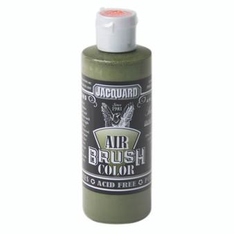 Jacquard Airbrush Color 4oz Military Green