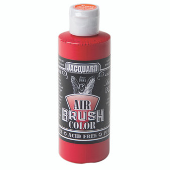Jacquard Airbrush Color 4oz Fire Red