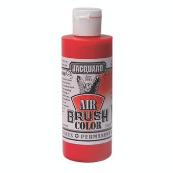 Jacquard Airbrush Color 4oz Bright Red