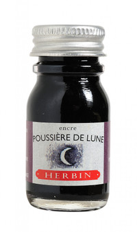 J. Herbin Fountain Pen Ink 10ml Poussiere de Lune