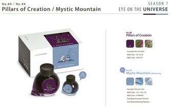 Colorverse Ink Duo Pillars of Creation & Mystic Mountain