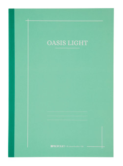 Itoya ProFolio Oasis Light Journal B5 7X10 Mint