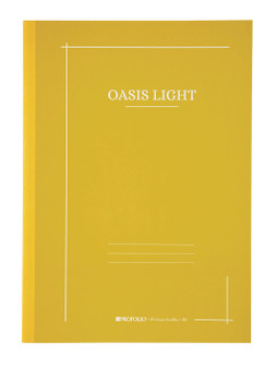Itoya ProFolio Oasis Light Journal B5 7X10 Mustard