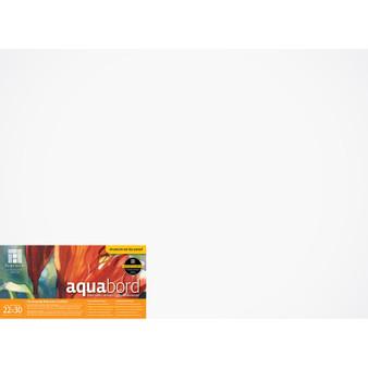 "Ampersand Panel Aquabord Flat 1/8"" 22X30"
