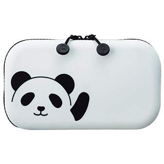 PuniLabo Soft Silicone Zipper Pouch Panda