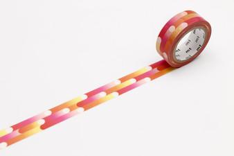 MT Washi Tape Motion Pink
