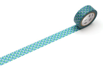 MT Washi Tape Mesh Green